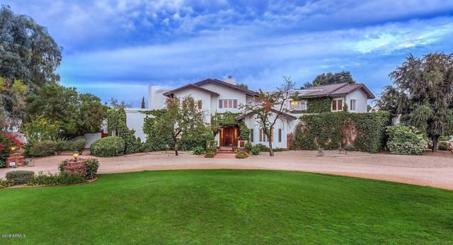 6401 E Caron Drive, Paradise Valley, AZ 85253 (MLS #5650603) :: Lux Home Group at  Keller Williams Realty Phoenix