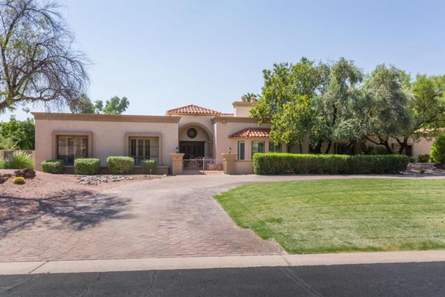 6141 E Huntress Drive, Paradise Valley, AZ 85253 (MLS #5650855) :: Lux Home Group at  Keller Williams Realty Phoenix