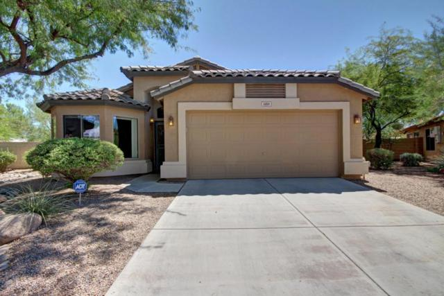 5801 N 123RD Drive, Litchfield Park, AZ 85340 (MLS #5652142) :: Lifestyle Partners Team
