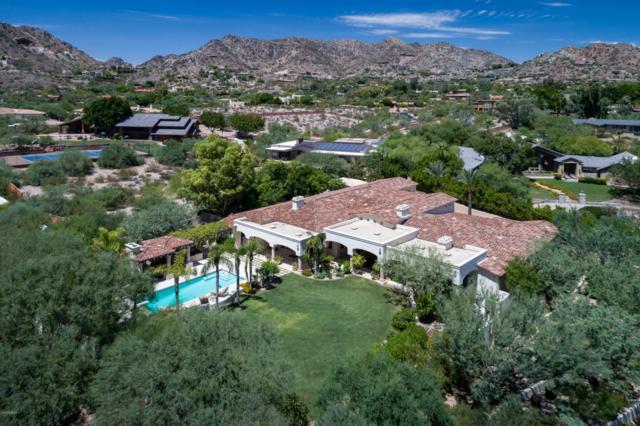 6808 N 48TH Street, Paradise Valley, AZ 85253 (MLS #5652556) :: Lux Home Group at  Keller Williams Realty Phoenix