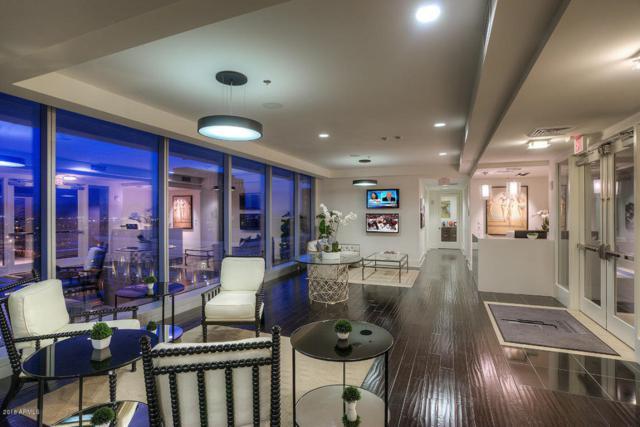 11 S Central Avenue #1411, Phoenix, AZ 85004 (MLS #5652570) :: Lux Home Group at  Keller Williams Realty Phoenix