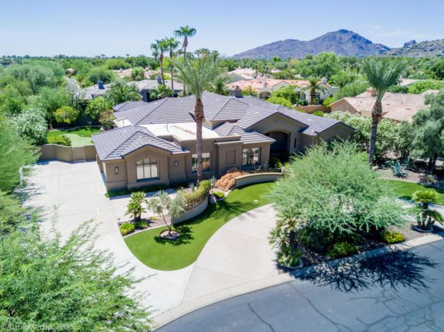 7181 E Bronco Drive, Paradise Valley, AZ 85253 (MLS #5653013) :: Lux Home Group at  Keller Williams Realty Phoenix