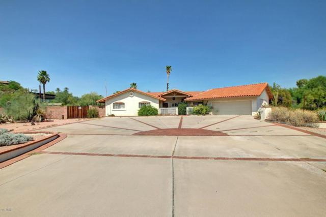 4554 E Mcdonald Drive, Paradise Valley, AZ 85253 (MLS #5654749) :: Lux Home Group at  Keller Williams Realty Phoenix