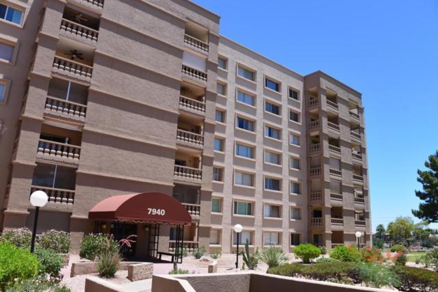 7940 E Camelback Road #601, Scottsdale, AZ 85251 (MLS #5654854) :: Lux Home Group at  Keller Williams Realty Phoenix