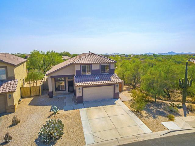 4407 E Coyote Wash Drive, Cave Creek, AZ 85331 (MLS #5655504) :: The Laughton Team