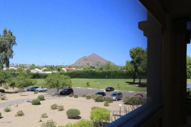 7850 E Camelback Road #301, Scottsdale, AZ 85251 (MLS #5655699) :: Desert Home Premier