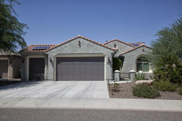 19982 N 272ND Avenue, Buckeye, AZ 85396 (MLS #5656777) :: Desert Home Premier