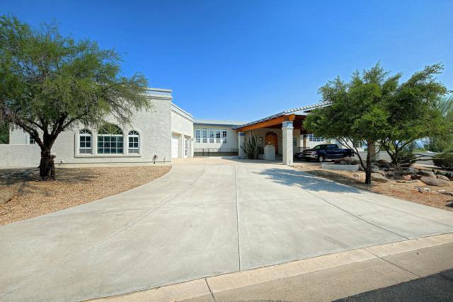4800 E Tomahawk Trail, Paradise Valley, AZ 85253 (MLS #5656851) :: Lux Home Group at  Keller Williams Realty Phoenix