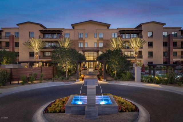 6166 N Scottsdale Road A2001, Paradise Valley, AZ 85253 (MLS #5658263) :: Private Client Team