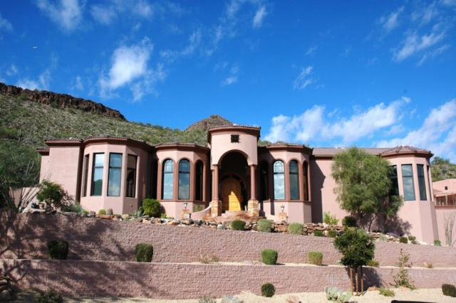 9220 N Flying Butte, Fountain Hills, AZ 85268 (MLS #5658419) :: The Everest Team at My Home Group
