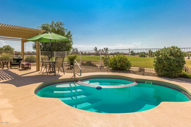 81 S Agua Fria Lane, Casa Grande, AZ 85194 (MLS #5658703) :: Yost Realty Group at RE/MAX Casa Grande