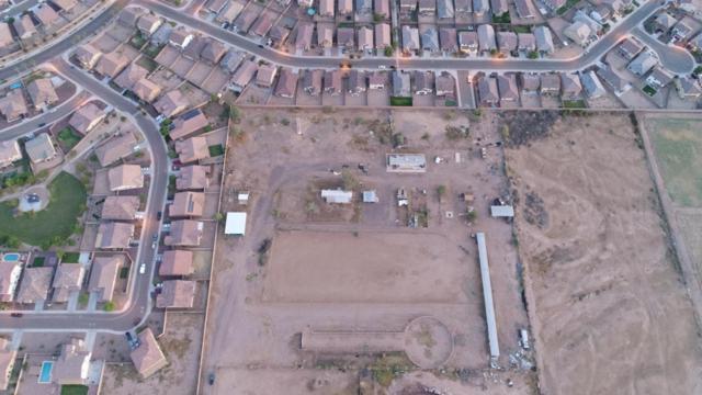 6620 S 77TH Avenue S, Laveen, AZ 85339 (MLS #5658974) :: Brett Tanner Home Selling Team