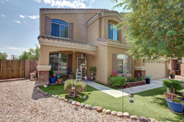 23543 W Wayland Drive, Buckeye, AZ 85326 (MLS #5659114) :: Yost Realty Group at RE/MAX Casa Grande