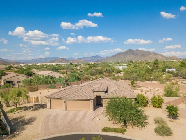 33455 N 47TH Way, Cave Creek, AZ 85331 (MLS #5659212) :: The Laughton Team