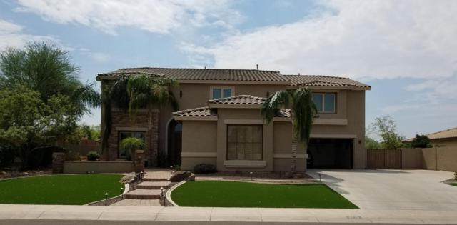 4215 E Ravenswood Drive, Gilbert, AZ 85298 (MLS #5659261) :: The Kenny Klaus Team