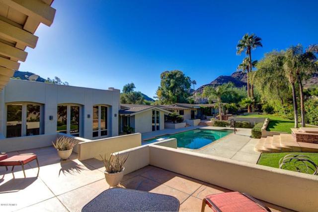 7223 N Black Rock Trail, Paradise Valley, AZ 85253 (MLS #5659303) :: Lux Home Group at  Keller Williams Realty Phoenix