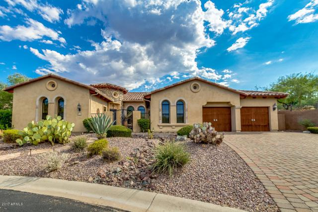 4031 N El Sereno Circle, Mesa, AZ 85207 (MLS #5660137) :: The Kenny Klaus Team