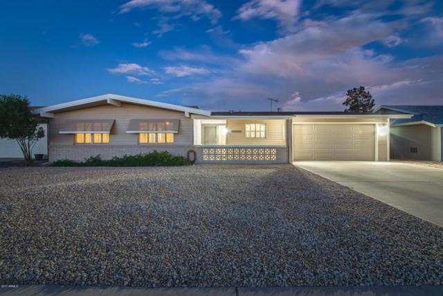11601 N Coggins Drive, Sun City, AZ 85351 (MLS #5660357) :: Kelly Cook Real Estate Group