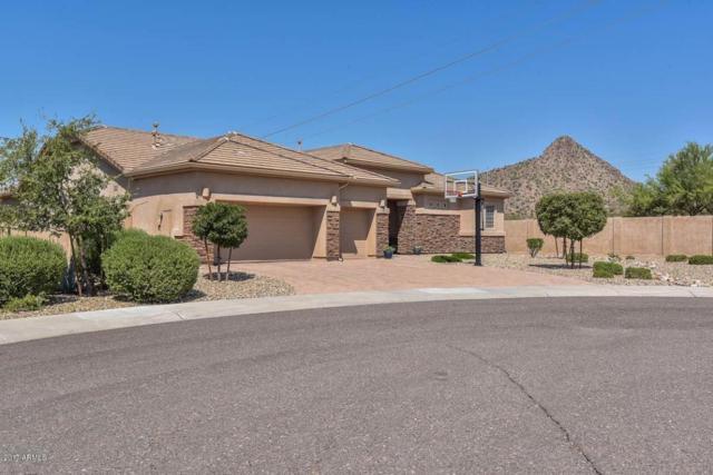 27516 N 54TH Glen, Phoenix, AZ 85083 (MLS #5660437) :: The Laughton Team