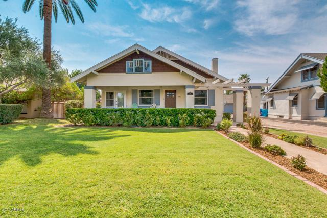 311 W Lynwood Street, Phoenix, AZ 85003 (MLS #5660586) :: Lux Home Group at  Keller Williams Realty Phoenix