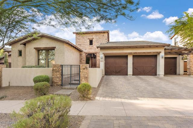 9472 E Hidden Spur Trail, Scottsdale, AZ 85255 (MLS #5660953) :: Sibbach Team - Realty One Group
