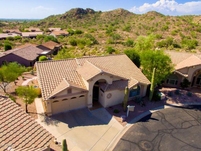 5218 S Granite Drive, Gold Canyon, AZ 85118 (MLS #5661281) :: The Pete Dijkstra Team