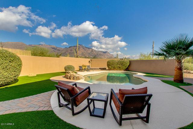 2938 S Prickly Pointe Drive, Gold Canyon, AZ 85118 (MLS #5662046) :: The Pete Dijkstra Team