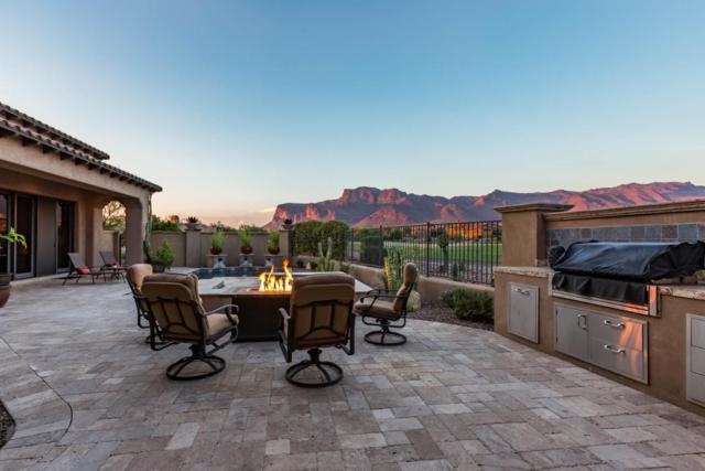 2701 S Pinyon Village Drive, Gold Canyon, AZ 85118 (MLS #5662204) :: The Pete Dijkstra Team