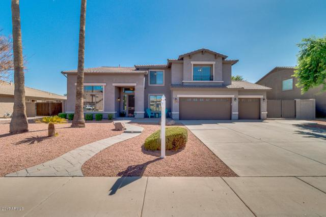 2745 E Carla Vista Drive, Gilbert, AZ 85295 (MLS #5662241) :: Lifestyle Partners Team