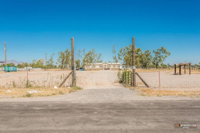49110 W Mayer Boulevard, Maricopa, AZ 85139 (MLS #5662354) :: RE/MAX Infinity