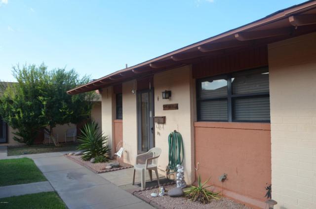6721 E Mcdowell Road F308, Scottsdale, AZ 85257 (MLS #5662358) :: Five Doors Network