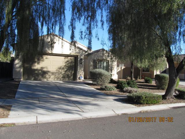 4222 S Fireside Court, Gilbert, AZ 85297 (MLS #5662432) :: The Kenny Klaus Team
