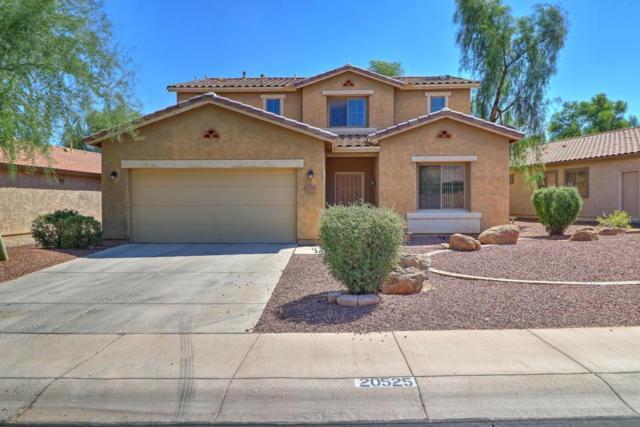 20525 N Ancon Avenue, Maricopa, AZ 85139 (MLS #5662491) :: RE/MAX Infinity