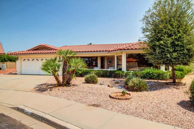 2435 S Honeysuckle Circle, Mesa, AZ 85209 (MLS #5662679) :: The Bill and Cindy Flowers Team