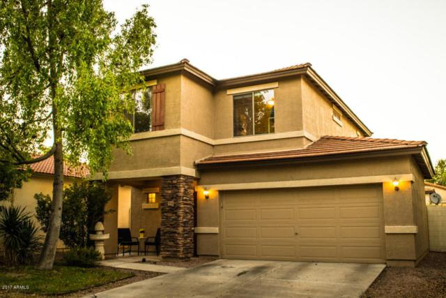 7636 E Boise Street, Mesa, AZ 85207 (MLS #5662937) :: The Everest Team at My Home Group
