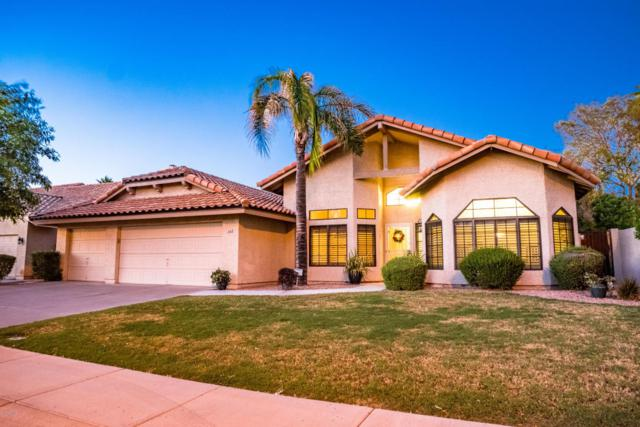 1050 W Peninsula Drive, Gilbert, AZ 85233 (MLS #5662939) :: The Everest Team at My Home Group