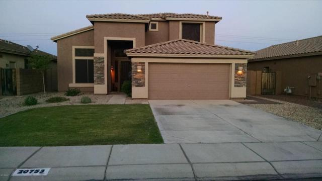 20753 N 91ST Drive, Peoria, AZ 85382 (MLS #5663080) :: The Laughton Team