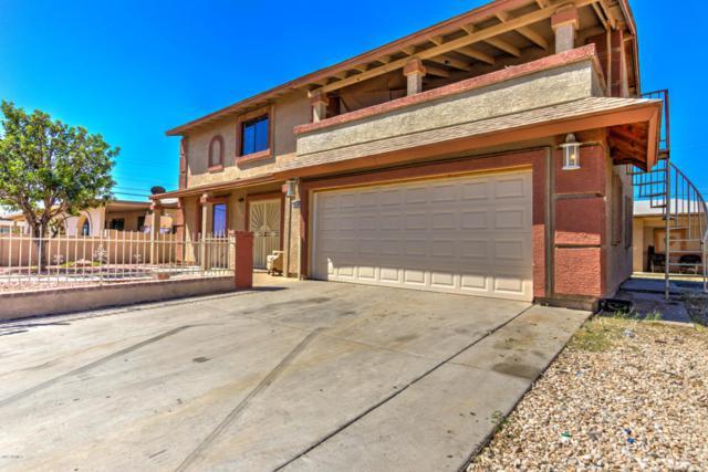 14106 N Palm Street, El Mirage, AZ 85335 (MLS #5663172) :: Devor Real Estate Associates