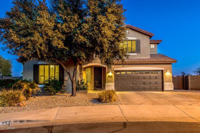 15805 N 168TH Avenue, Surprise, AZ 85388 (MLS #5663362) :: Desert Home Premier