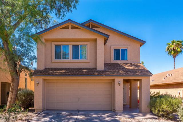 921 S Val Vista Drive #118, Mesa, AZ 85204 (MLS #5663437) :: Lux Home Group at  Keller Williams Realty Phoenix
