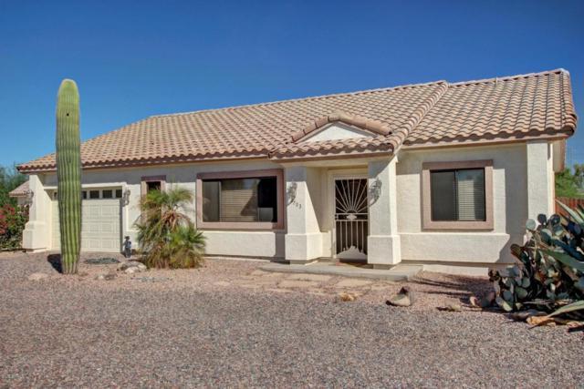 2703 S 233RD Avenue, Buckeye, AZ 85326 (MLS #5663450) :: Desert Home Premier