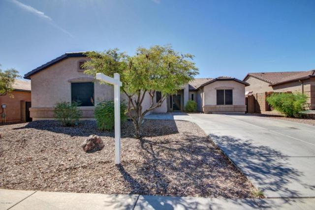 136 S 230TH Drive, Buckeye, AZ 85326 (MLS #5663538) :: Desert Home Premier
