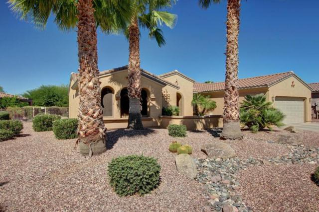 21004 N Gold Poppy Lane, Surprise, AZ 85387 (MLS #5663628) :: Group 46:10