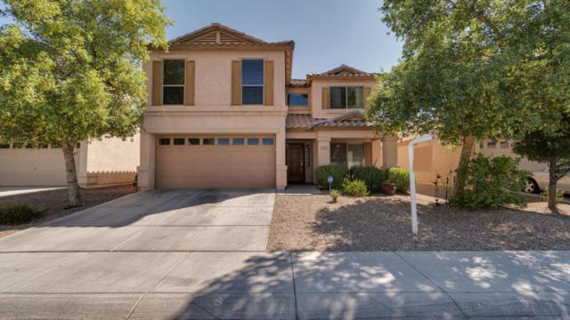 21055 N Mac Neil Street, Maricopa, AZ 85138 (MLS #5663636) :: Group 46:10