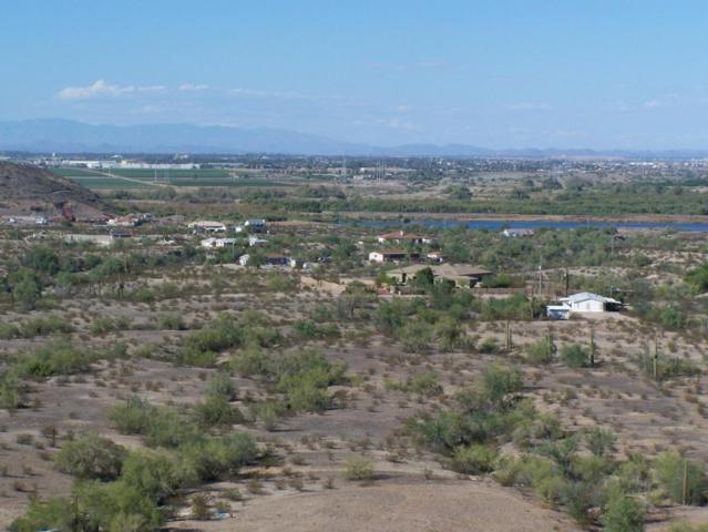 0 S 143rd Avenue, Goodyear, AZ 85338 (MLS #5664056) :: Devor Real Estate Associates