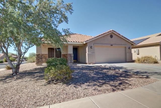 684 S 231ST Drive, Buckeye, AZ 85326 (MLS #5664133) :: Devor Real Estate Associates