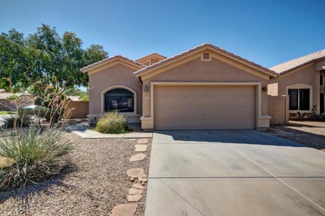 5407 W Sands Road, Glendale, AZ 85301 (MLS #5664272) :: Devor Real Estate Associates