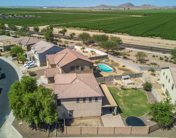 25630 W Pleasant Lane, Buckeye, AZ 85326 (MLS #5664315) :: Devor Real Estate Associates