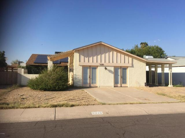 5326 W Vogel Avenue, Glendale, AZ 85302 (MLS #5664360) :: Devor Real Estate Associates