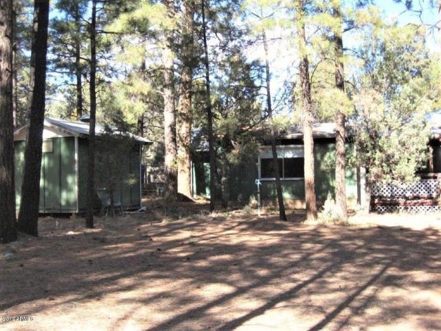 2144 N Woods Drive, Overgaard, AZ 85933 (MLS #5664369) :: Devor Real Estate Associates